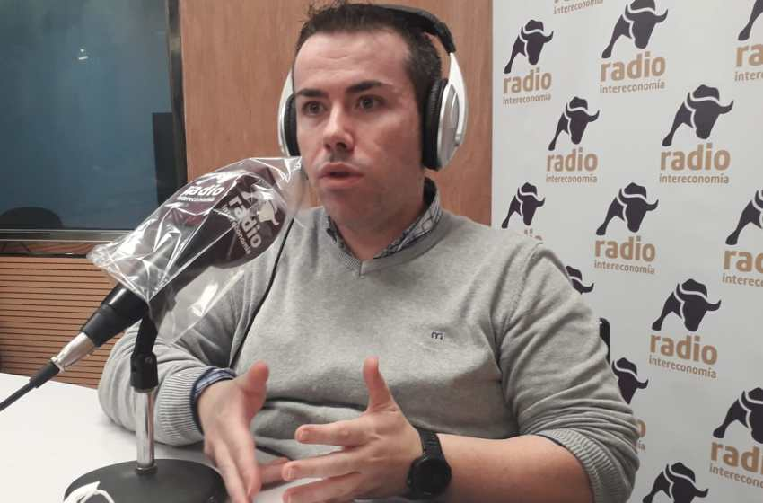 """Diego Miñana (liberatusdeudas.es) en El Intercafé: """"Si una empresa está mal, por muchas ayudas que den, está abocada a la insolvencia"""""""