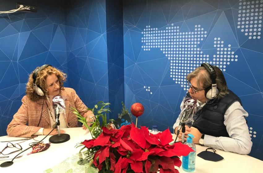 """Amparo Folgado (PP Torrent) en El Intercafé: """"Hemos presentado 34 enmiendas al presupuesto de Torrent pero el PSOE no nos escucha"""""""