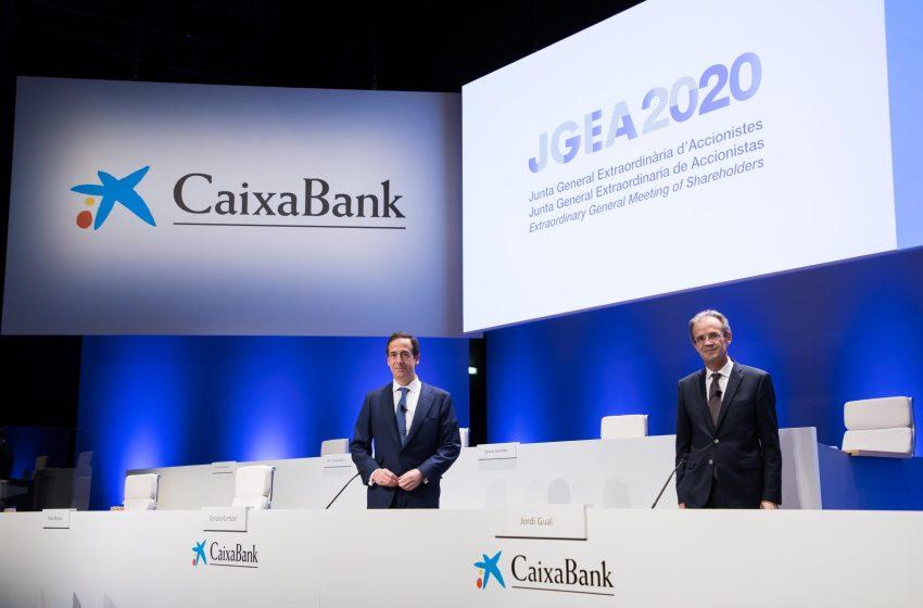 Los accionistas de Caixabank aprueban la fusión con Bankia que impulsará una entidad más sólida, más eficiente y más rentable