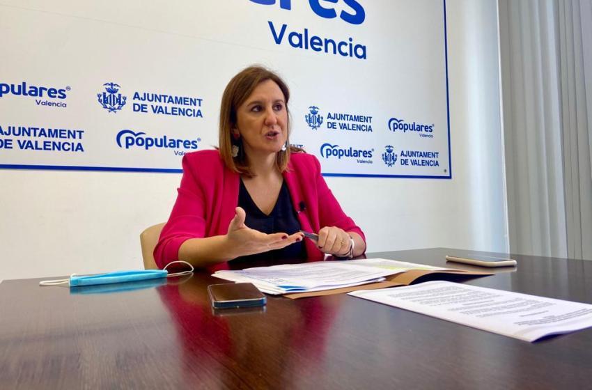 """El PP lamenta la """"falta de sensibilidad"""" de Ribó con los vecinos de Valencia que ayer aguantaron largas esperas al sol para ser vacunados"""