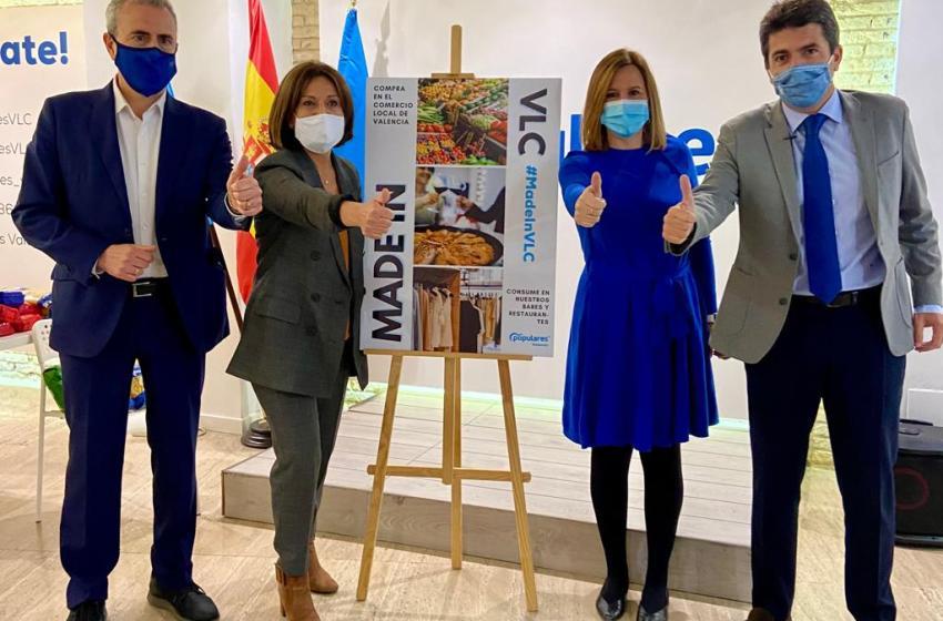 AVACU y Tyrius apoyan las campañas de promoción del comercio local del PP de Valencia y la Diputación de Alicante