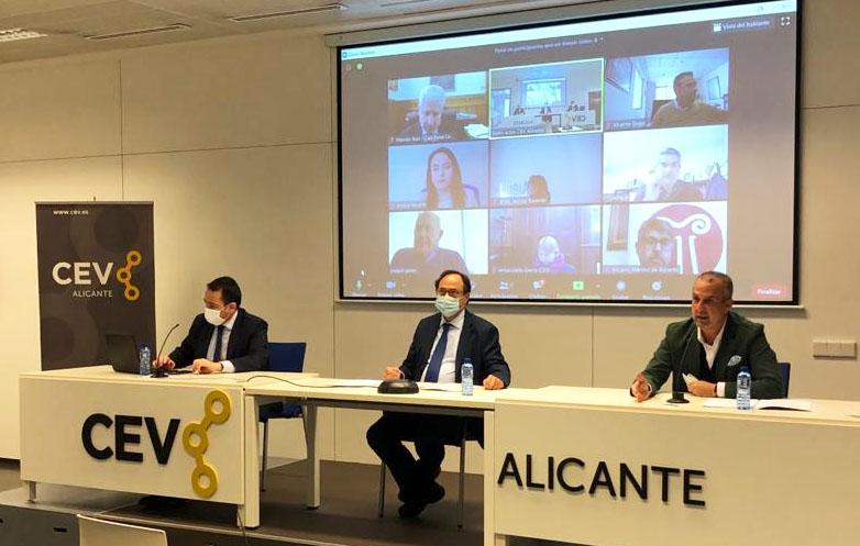 Perfecto Palacio insiste en que la principal necesidad empresarial es que los planes y programas de política económica presupuestados se ejecuten al 100 % y con agilidad