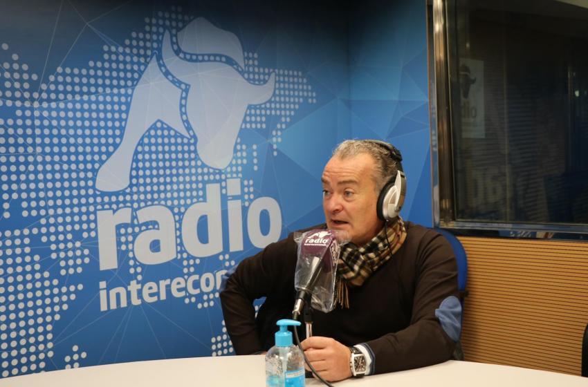 """Fernando Martínez en El Intercafé: """"Se tienen que crear muchas empresas para llegar al empleo prepandemia y no lo veo factible"""""""