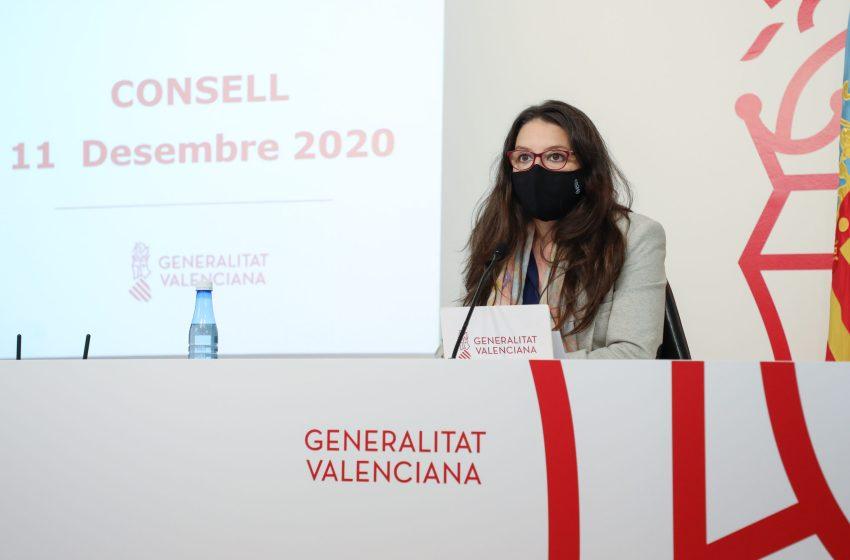El Consell destina más de un millón de euros al Ayuntamiento de València para la contratación de personas jóvenes