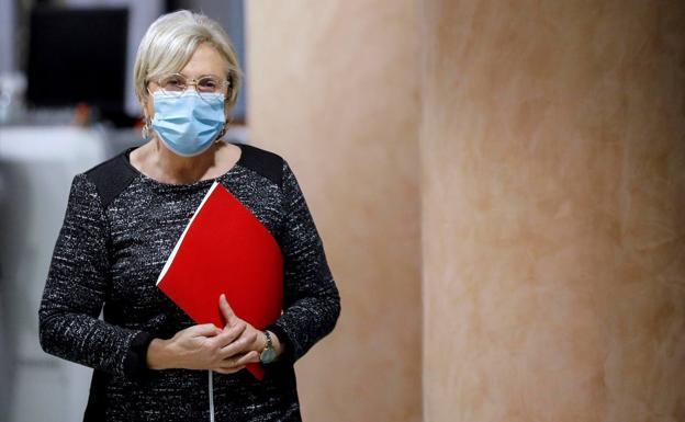 """Barceló: """"La Comunitat Valenciana ha administrado ya 48.583 dosis de la vacuna contra la COVID-19, un 80% de todas las que se han recibido"""""""