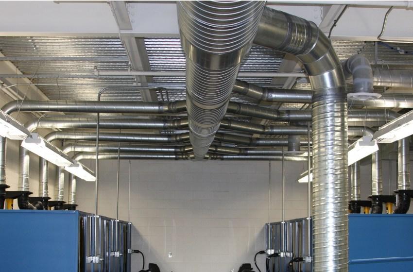 CSIF pide al Consell que garantice la ventilación de los edificios públicos y que informe de las mediciones de CO2