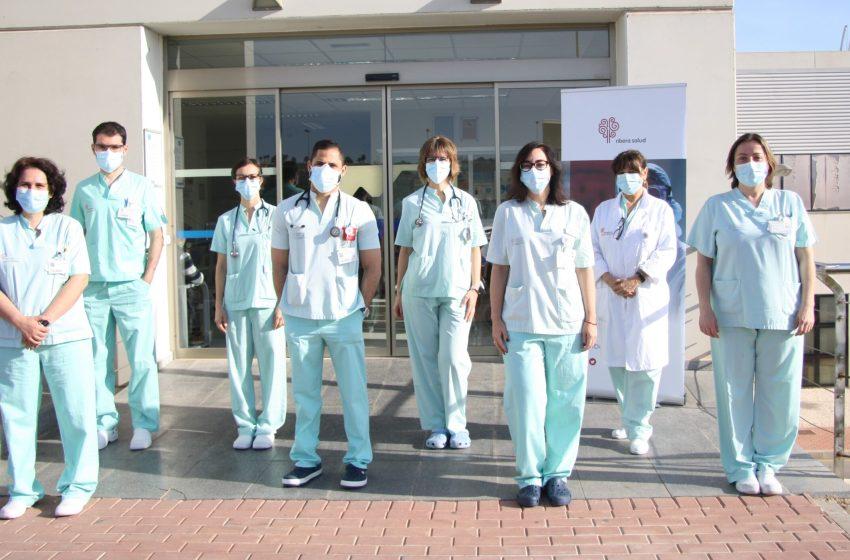 Torrevieja, tercer hospital de España en conseguir la certificación de la consulta de Enfermedad Renal Crónica Avanzada