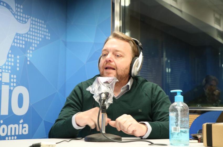 """Lluís Bertomeu (Satori Comunicación) en El Intercafé: """"La prudencia no puede significar parálisis porque supone la ruina de muchas familias"""""""