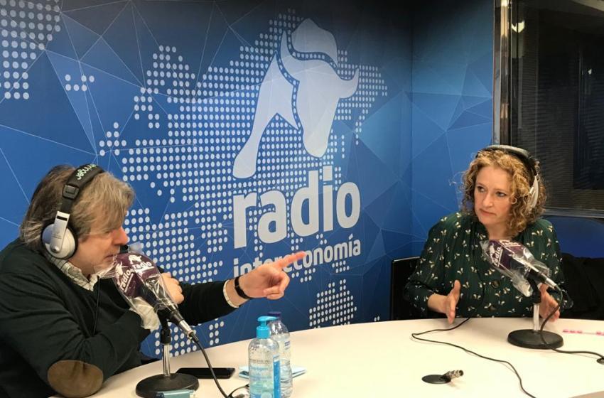 """Amparo Folgado (PP Torrent) en El Intercafé: """"Puig debería escuchar a los comercios para saber lo que están sufriendo como hacemos en Torrent"""""""