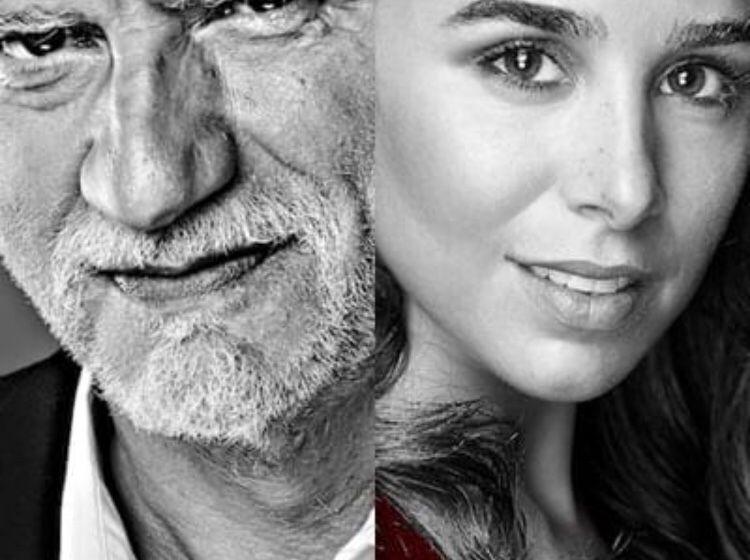 Los actores Nancho Novo y Candela Serrat presentan Trigo Sucio en A Buenas Horas