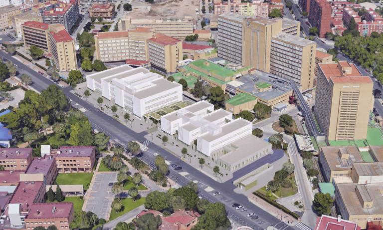 CSIF exige a Conselleria de Sanitat los informes de prevención de riesgos y de infraestructuras del centro Ernest Lluch