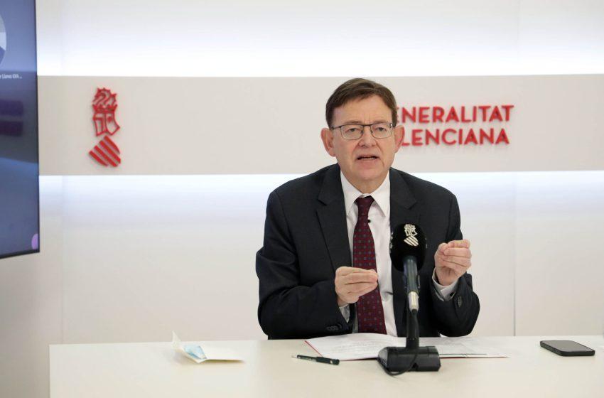 Ximo Puig anuncia que la nueva Estrategia Valenciana de Regadíos estará dotada con 1.200 millones para garantizar el uso sostenible del agua y la rentabilidad del campo valenciano