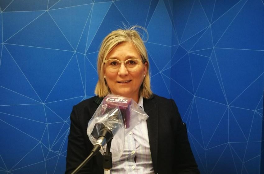 """Mamen Peris en El Intercafé: """"La ejecutiva de Cs tiene que explicarnos cuál es la línea a seguir y valorar si es la estrategia adecuada"""""""