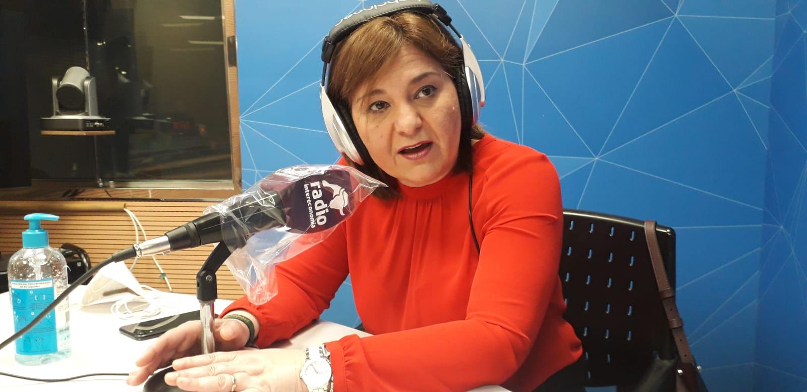 """Isabel Bonig en El Intercafé: """"A Puig le ha marcado un tanto su Commowealth con Cataluña, porque los valencianos nos quedamos sin fábrica de baterías"""""""