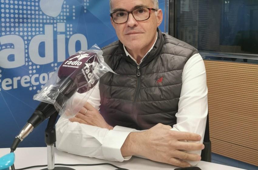 """Fernando de Rosa en El Intercafé: """"Cs es un proyecto declinado y deberían repensar en converger con el PP"""""""