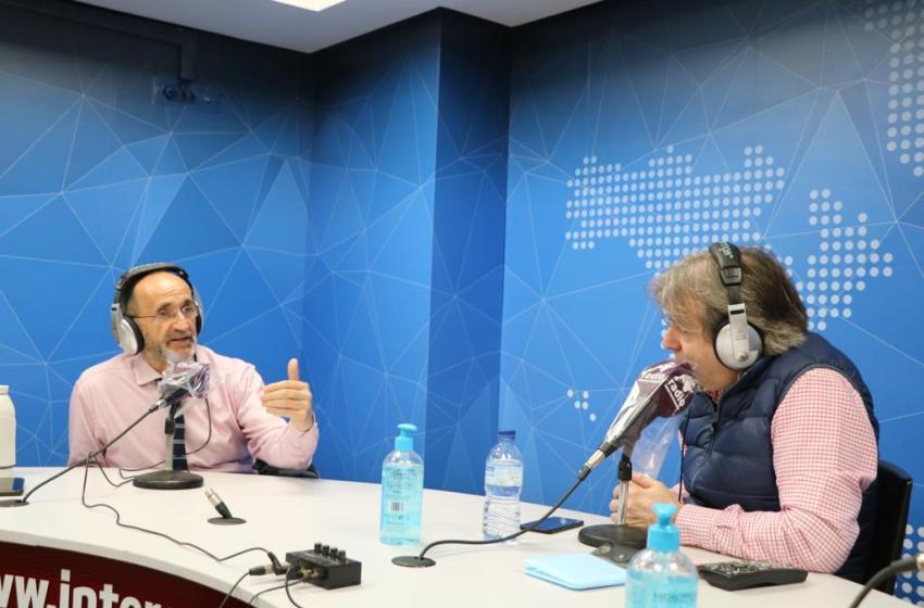 """Bartolomé Nofuentes en El Intercafé: """"Debemos trazar una estrategia para plantearnos el camino empresarial del futuro"""""""