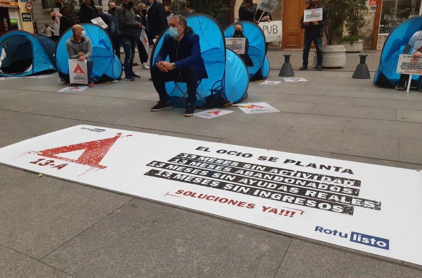 """Vicente Pizcueta en A Buenas Horas: """"Si la Generalitat nos quiere cerrados, tiene que poner en marcha un plan de compensaciones"""""""