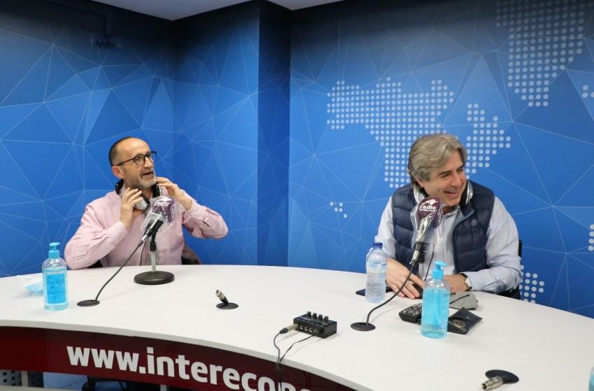 """Bartolomé Nofuentes en El Intercafé: """"La colaboración público-privada es necesaria para que cuajen los proyectos europeos en los pueblos"""""""