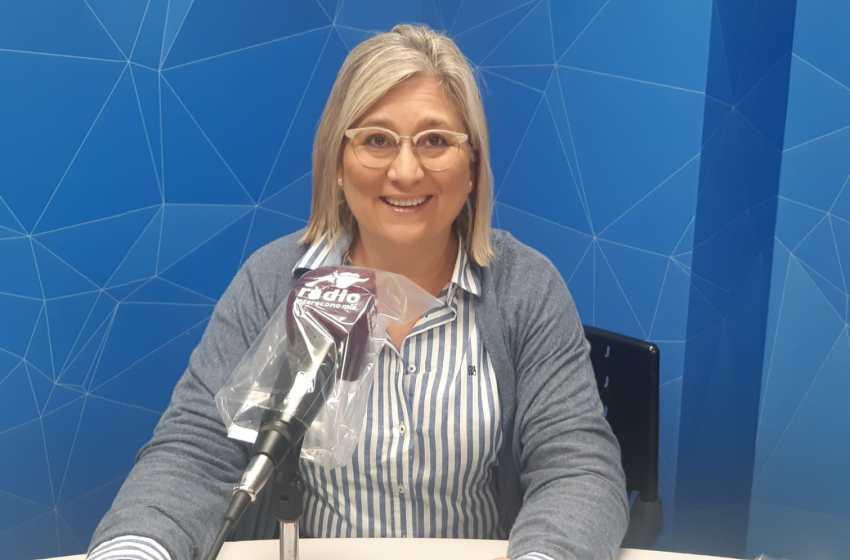 """Mamen Peris en El Intercafé: """"Quién se tenga que ir que se vaya ya porque CS seguirá trabajando por los valencianos que nos votaron"""""""