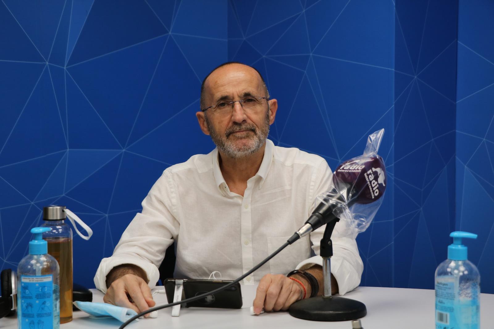 """Bartolomé Nofuentes en El Intercafé: """"Hay 20 proyectos tractores de más de 26.000 millones de euros, en los que destaca el turismo y la movilidad"""""""