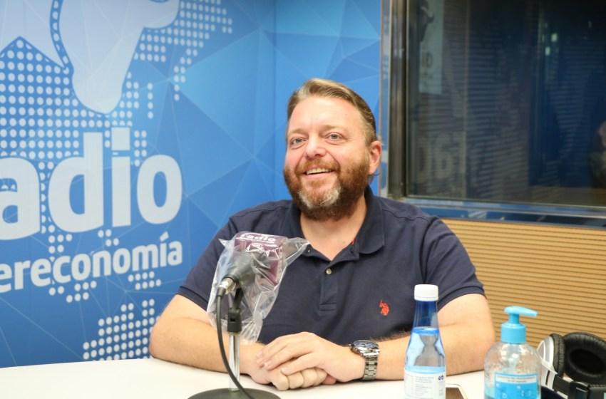 """Lluís Bertomeu en El Intercafé: """"El acuerdo con Andalucía significa romper con la España radial"""""""