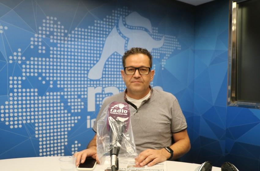 """José Cabanes en """"El Intercafé"""": """"En los municipios las transferencias del Estado representan un 25% de los ingresos"""""""