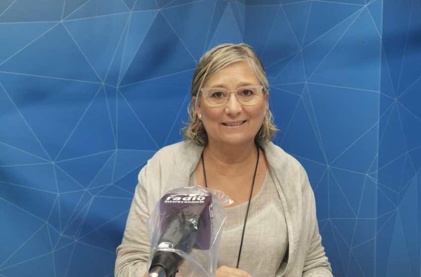 """Mamen Peris en """"El Intercafé"""": """"Con las alianzas de Puig no conseguiremos la reforma de la financiación"""""""