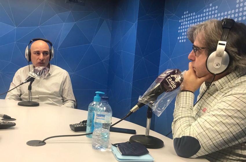 """Fernando del Molino en El Intercafé: """"El taxi valenciano no tiene un estudio económico desde 1997"""""""