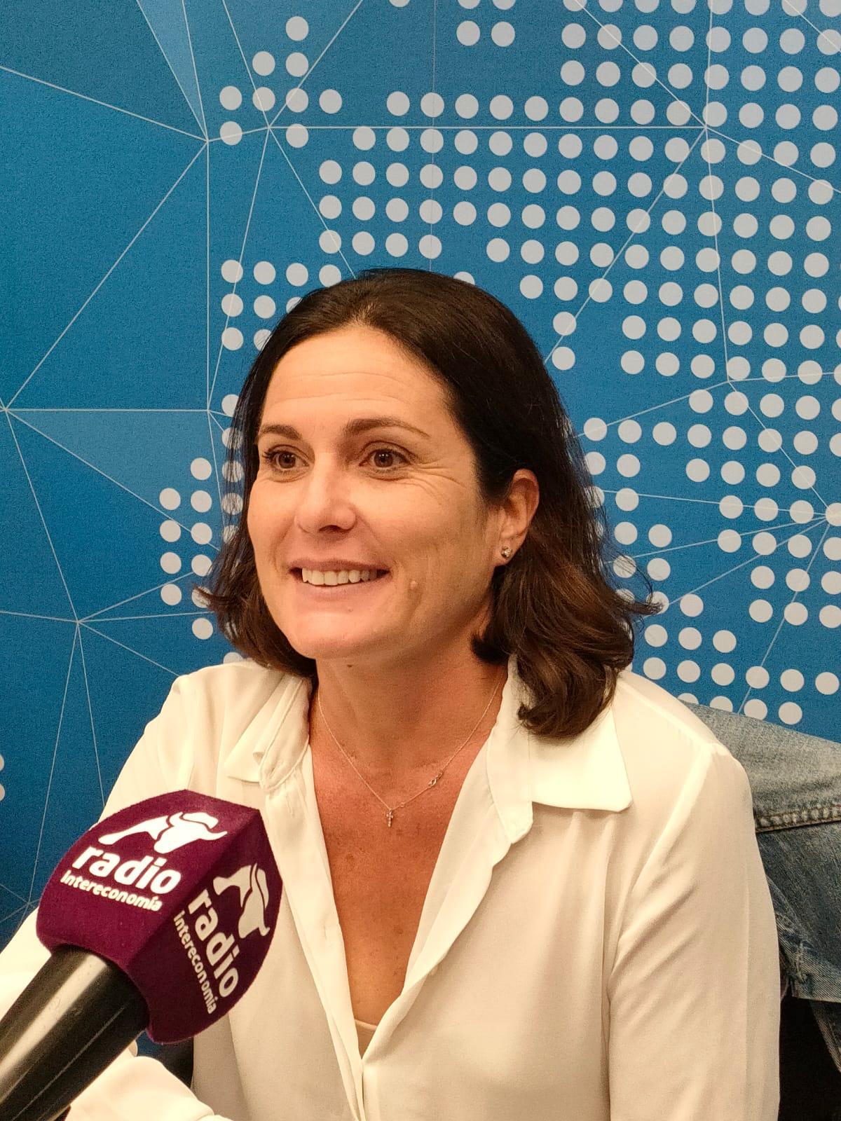 """Eva Marco en """"El Intercafé"""": """"Solo un 17% de las niñas escogieron carreras técnicas"""""""