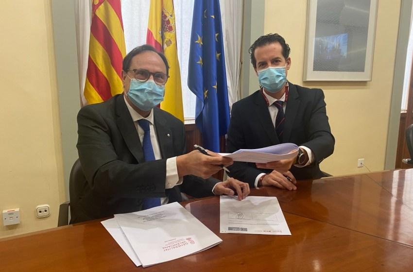 La Generalitat y la FVMP constituyen la comisión de seguimiento para gestionar el acuerdo marco sobre tributos, multas y sanciones municipales