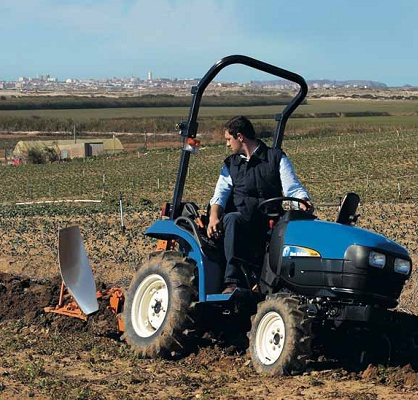 Compact tractors 2021 156 h. Compact Tractors New Holland Tcd Agriculture Compact Tractors