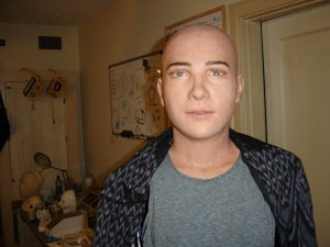 "Participants in an Uncanny Valley study found the ""Jules"" android to be the creepist of a group of robots and androids"