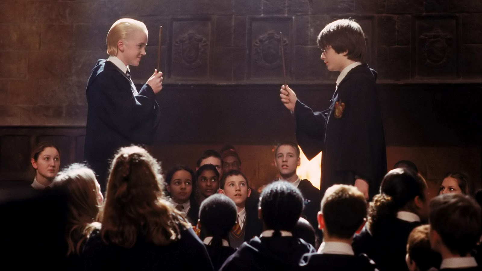 Will Potter and Malfoy finally be best friends?