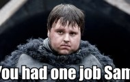 Game of Thrones job application