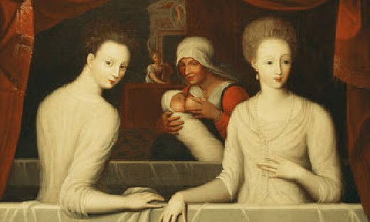 Wet Nurse circa 16th century