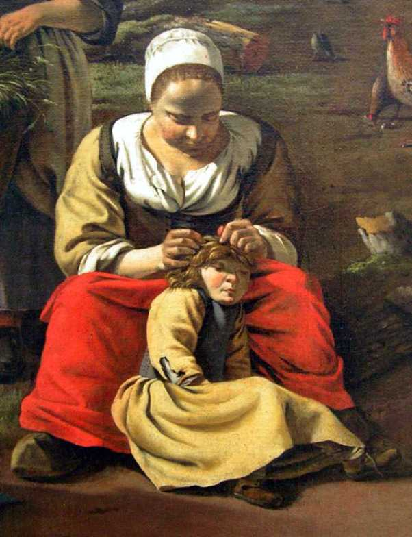 Lice treatments in history