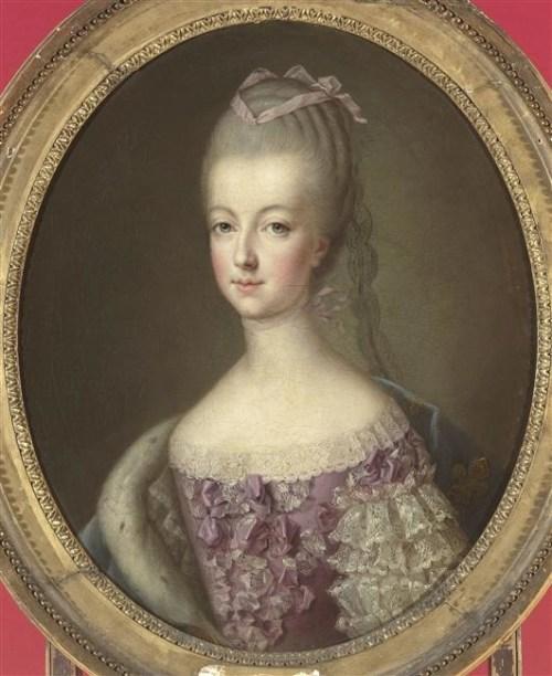 Marie Antoinette Caca Dauphin