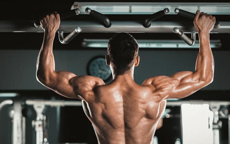 5 Best Exercises For A Strong Back