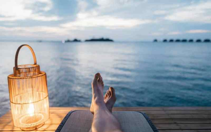 5 Ways To Relax Right Now