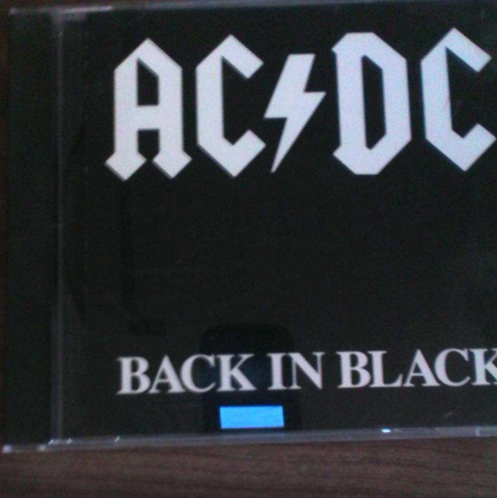 AC/DC CD image