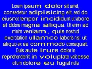 lorem ipsum meaning
