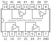 Calculation for Resistor Pull-up values on Tri-State Outputs