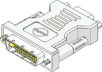 Enhanced Video Connector Bus, EVC Pinout and Signal names