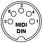 4 Pin Din Diagram Html, 4, Free Engine Image For User