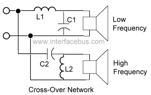woofer wiring diagram transbrake dictionary of electronic and engineering terms. audio speaker crossover circuit