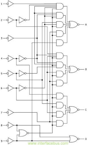 [DIAGRAM] Logic Diagram Of Bcd To Decimal Decoder FULL
