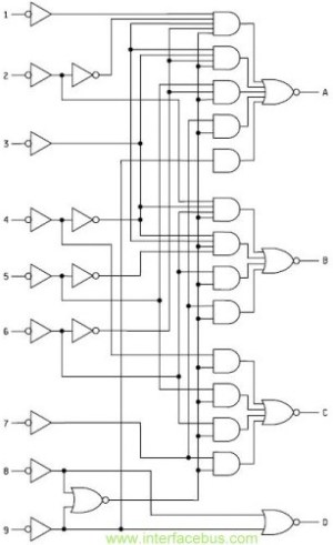 Glossary of Electronic and Engineering Terms, IC Encoder Chip