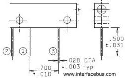 Engineering Resistor Dictionary, Resistor Trimmer Package