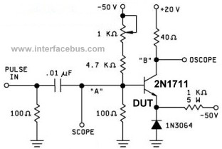 Dictionary of Electronic and Engineering Terms, 'DUT' Circuits