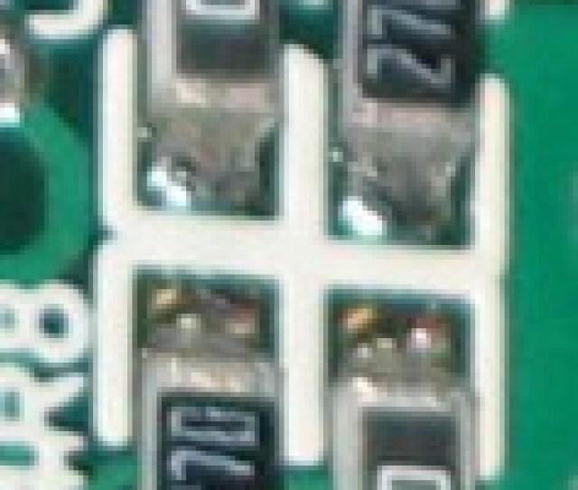 Surface Mount Zero Ohm Resistor